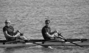 [The Teign Scullers' Men's Double crew]